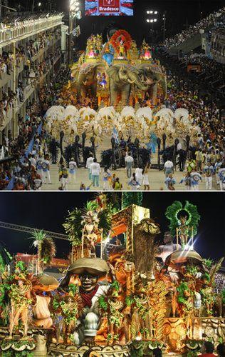 Attend Carnival in Brazil