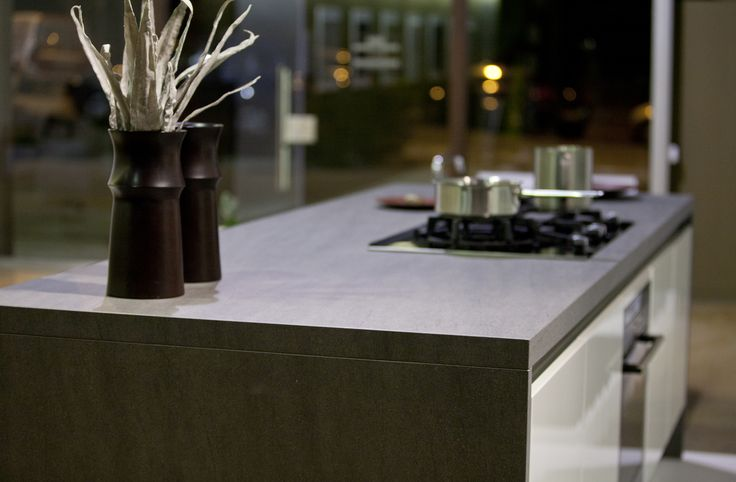 NEOLITH #Countertop (Basalt Grey, #FusionCollection) 100% natural ...