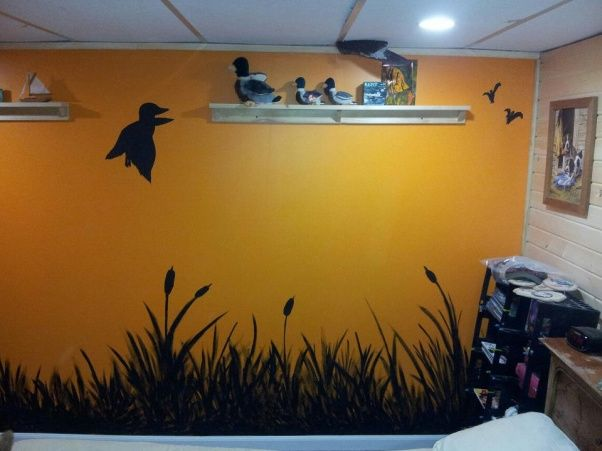 Sons hunting theme bedroom basement bedroom for a 15 year for 15 year old bedroom