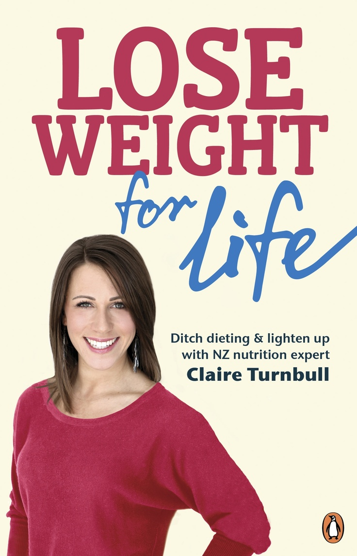 Ditch dieting and lighten up with NZ nutrition expert Claire Turnbull