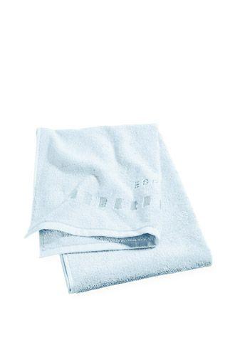 Esprit / Badstof handdoek van 100% katoen