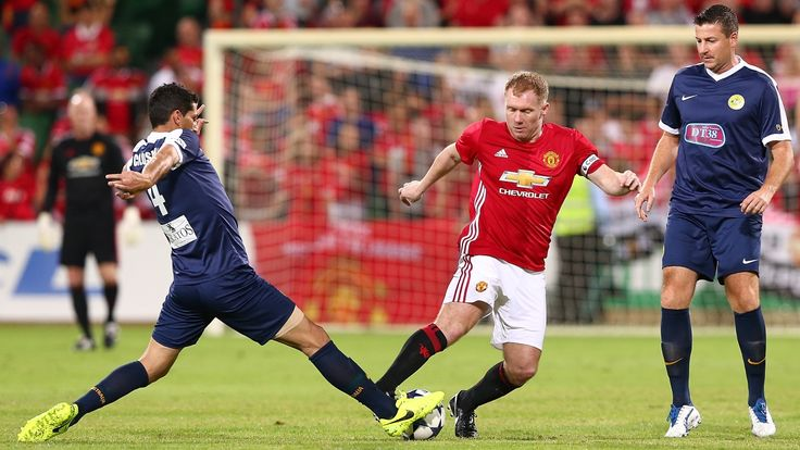 Scholes: United will achieve both goals - Official Manchester United Website