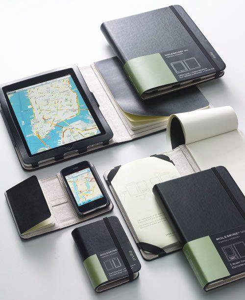 para alfonso Moleskine iPod & iPad covers