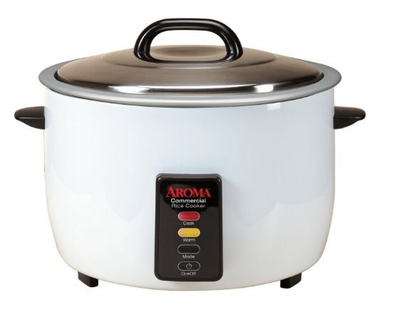 Aroma Housewares 60-Cup (Cooked) (30-Cup UNCOOKED) Commercial Rice Cooker #AromaHousewares