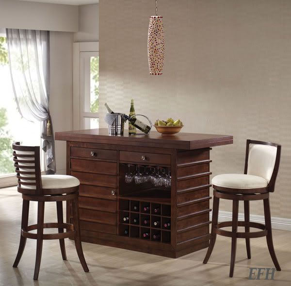 Kitchen Bar Table With Storage: 17 Best Ideas About Kitchen Bar Tables On Pinterest