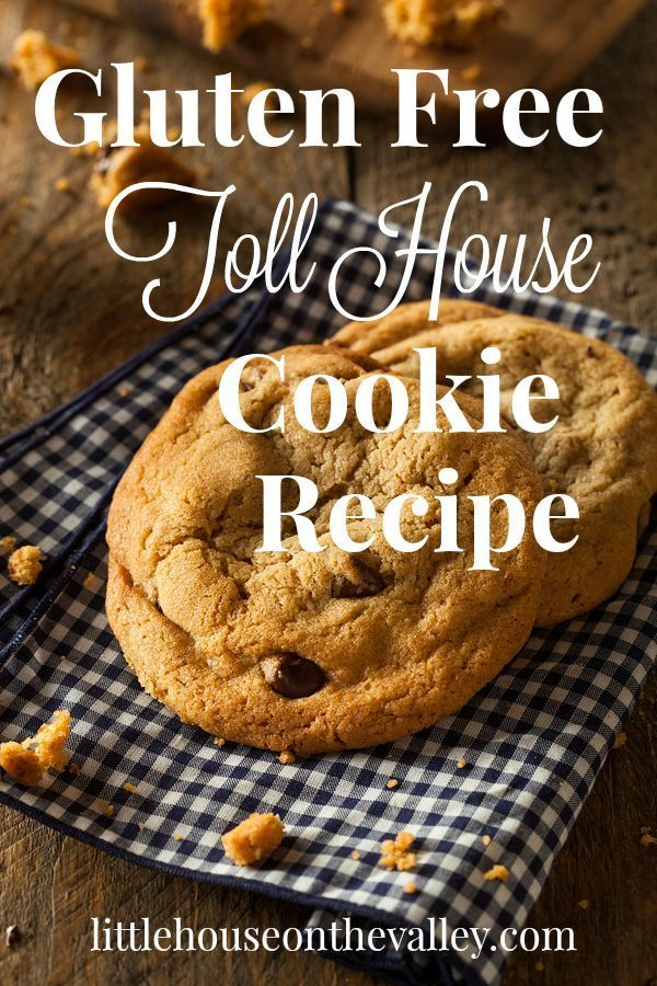 There's nothing as good as toll house chocolate chip cookies! I have worked to create the perfect gluten free version of this classic recipe. http://www.littlehouseonthevalley.com