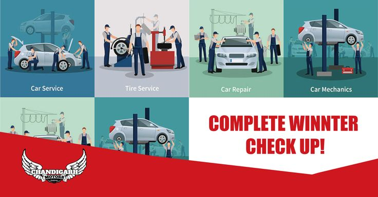 Don't get caught out this winter! Book a Free Winter Check and avoid some of the most common winter car troubles.  #CarWinterCheckUp #Mechanic #CarService