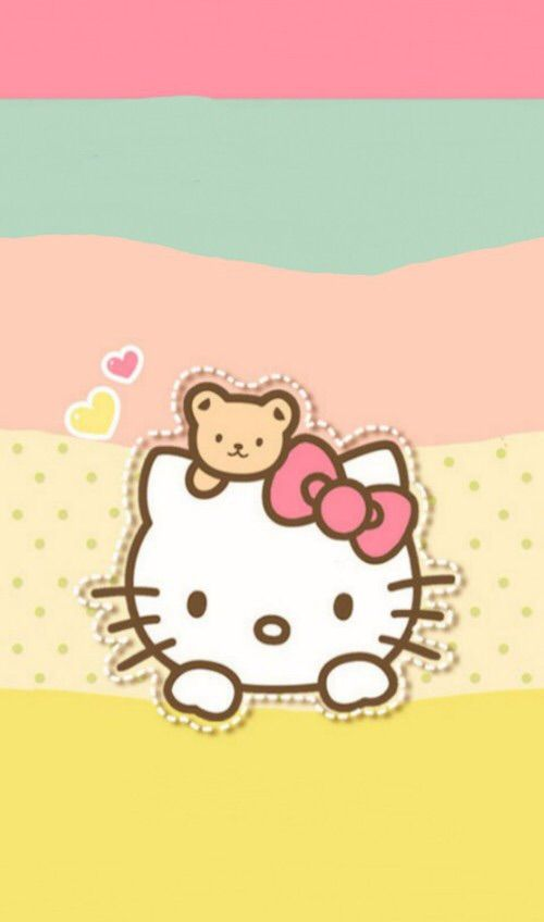 Image via We Heart It https://weheartit.com/entry/168795172 #hellokitty #HK…