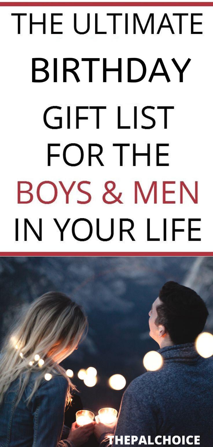1 year anniversary gift ideas for boyfriend in 2020