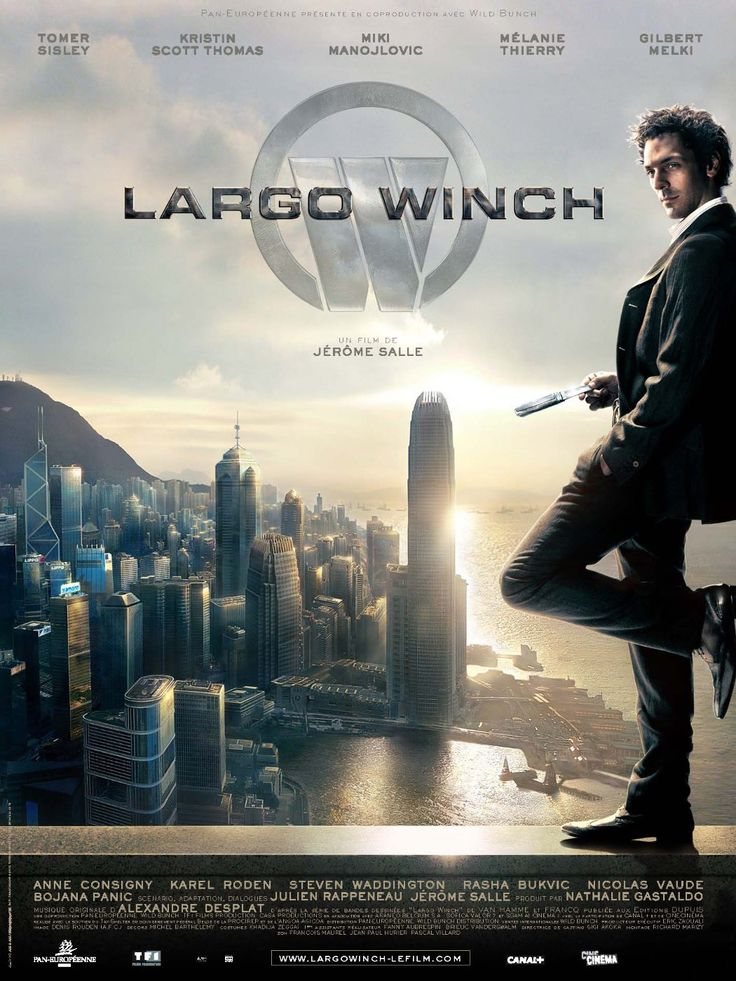 Largo Winch: Implausible Film, Watch, Favorite Movies, Film