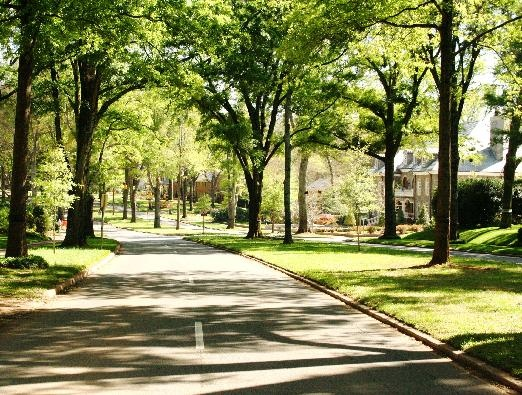 Myers Park, Charlotte NC
