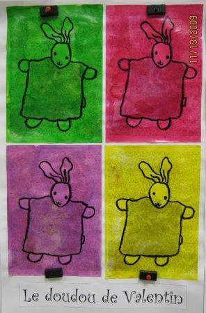 idée de couverture de cahier de vie... personnalisé avec celui de chaque enfant