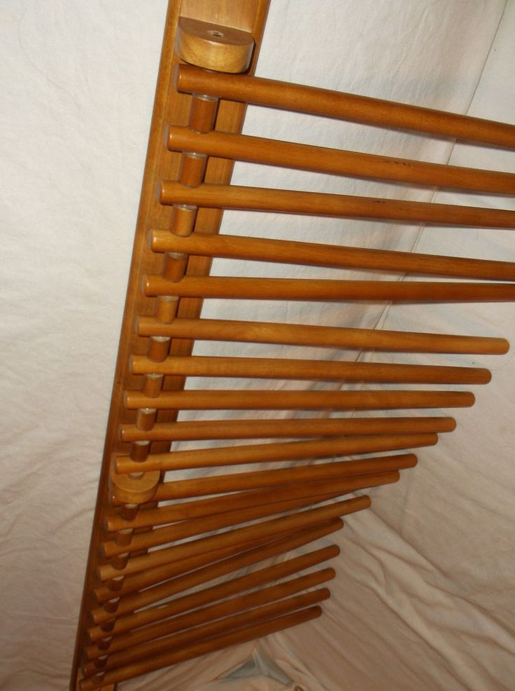 Trouser Rack For 20 Pairs Of Pants Solid Wood A Very