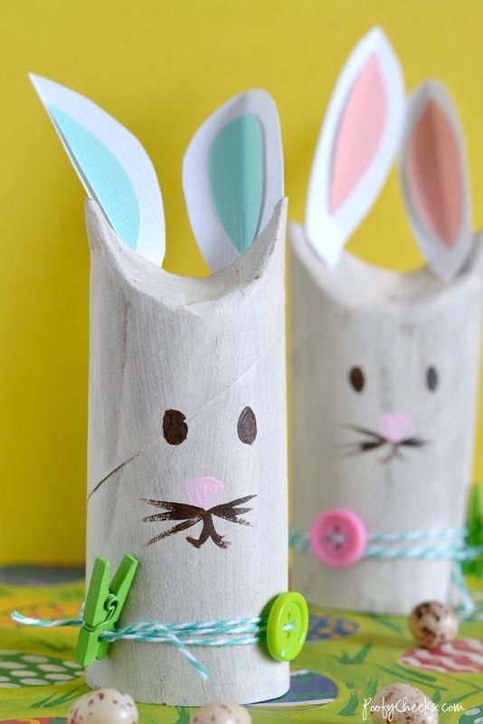Numerose idee per decorare la casa durante la Pasqua