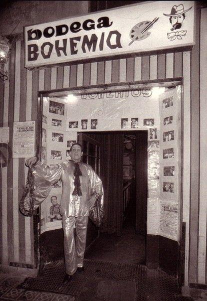 La Bodega Bohemia - La Barcelona de antes