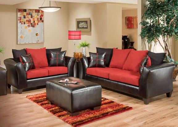Best 25+ Red living room set ideas on Pinterest | Brown room decor ...