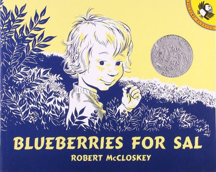 Blueberries for Sal [Paperback] [Sep 30, 1976] McCloskey, Robert]