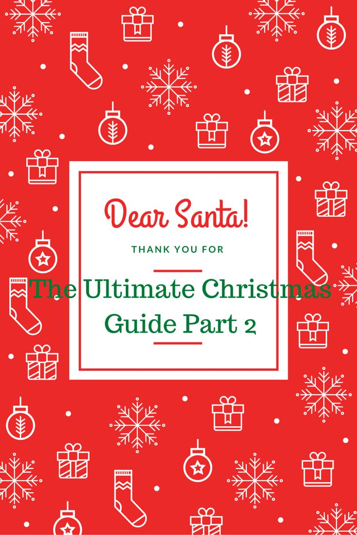 The holidays are not over and if you run out of ideas how to make these days special here is the second part of my Ultimate Christmas Guide (No it doesn't matter that Christmas is over!) so continue reading there is something for everyone... http://2activelab.com/new-years-countdown-challenge/