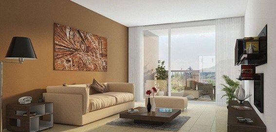 12 Salas Modernas Con Paredes Color Marron Decoracion De Interiores Salas Como Decorar La Sala Y Decoracion De Salas Modernas