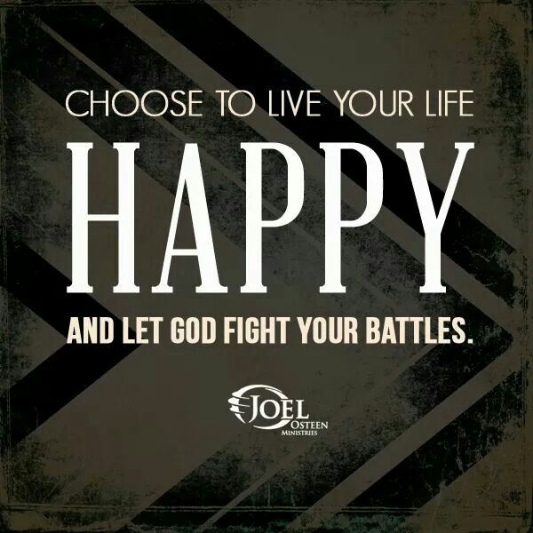 Live Life Happy Images 2: 17 Best Images About Victoria Osteen & Joel Osteen Quotes