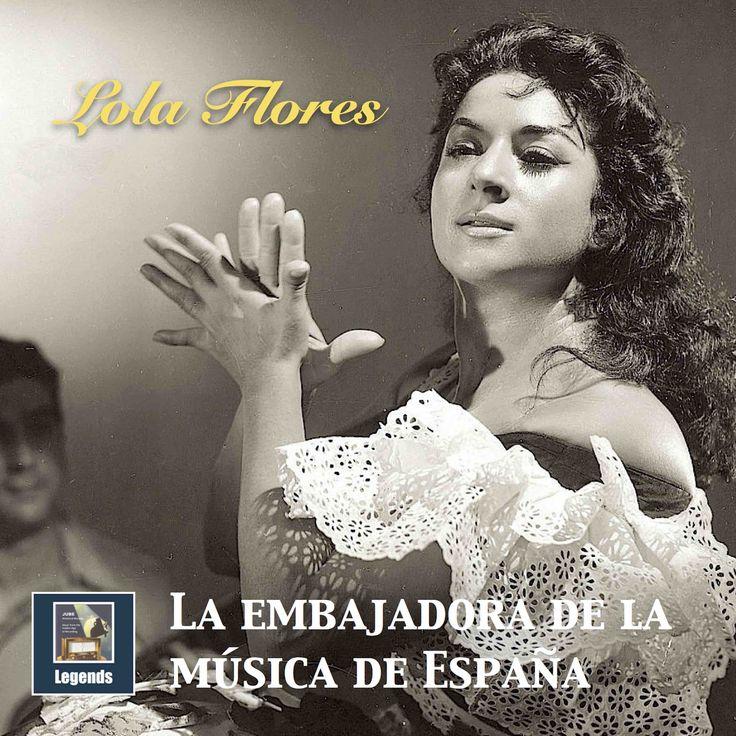 Lola Flores - La Embajadora de la musica de Espana. Now available on #Amazon