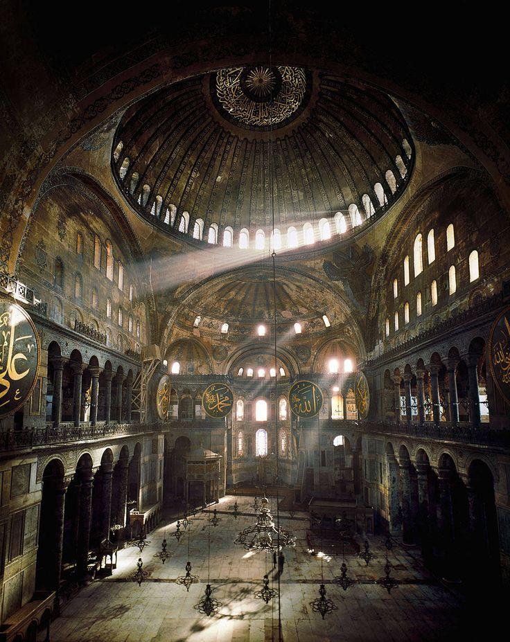 Erich Lessing, Hagia Sophia, Istanbul