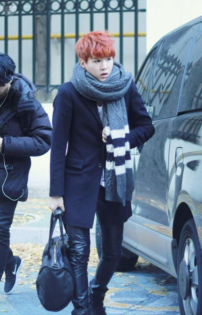 Suga He Looks Cold C Mere Suga And Let S Take A Nap