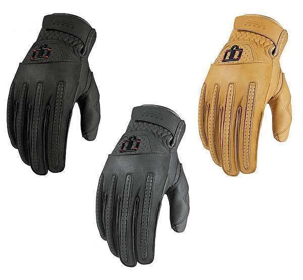 Icon 1000 Rimfire Leather Street Motorcycle Riding Gloves | eBay Motors, Parts & Accessories, Apparel & Merchandise | eBay!