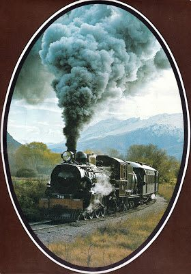 """The Lothians: Iconic """"Kingston Flyer"""" Steam Train For Sale (Again....)"""