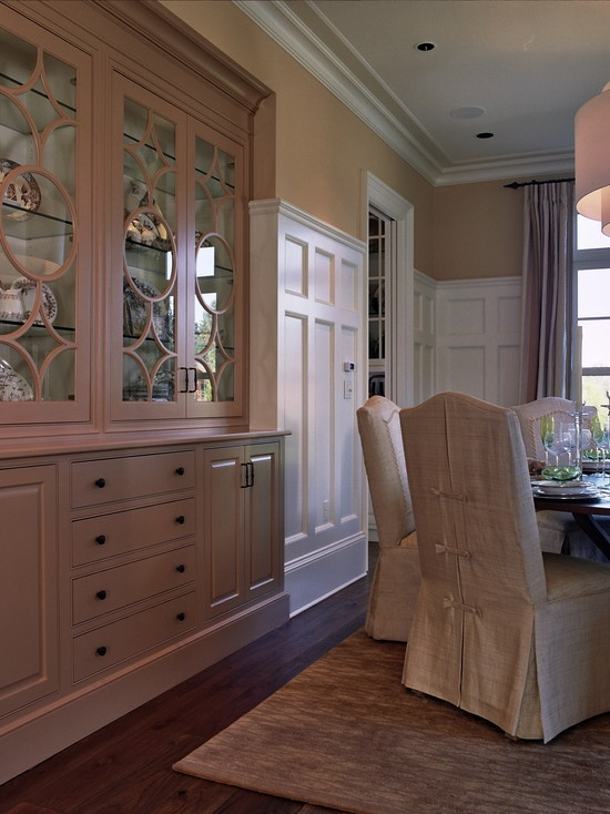 45 best Wall Units images on Pinterest   Built in buffet ...