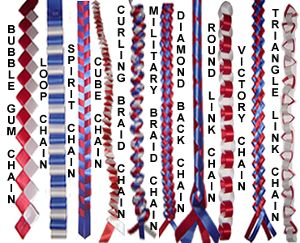 Different braids for your homecoming mum