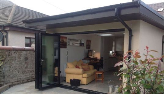 JPG (1024×723) | New Extension | Pinterest | Roof Extension, Flat Roof And  House