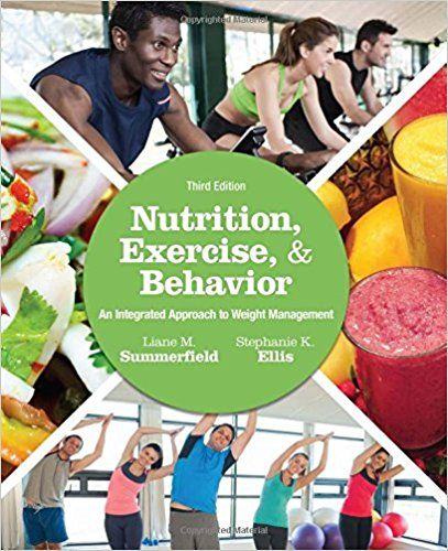 146 best solutions manual download images on pinterest manual nutrition exercise and behavior an integrated approach to weight management 3rd edition summerfield solutions manual test fandeluxe Choice Image