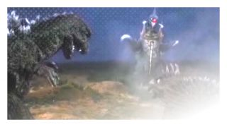 Tales of Terror presents Godzilla vs. Gigan (1972) ~ As a man investigates his shady employers while giant monsters deliver a battle in a th...