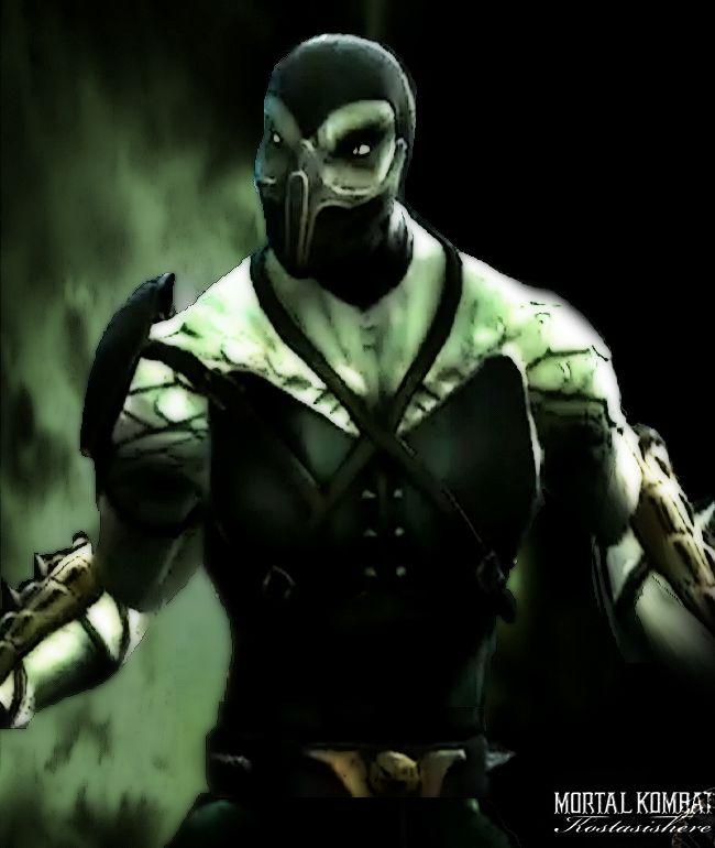Reptile Mortal Kombat 9 by kostasishere on DeviantArt