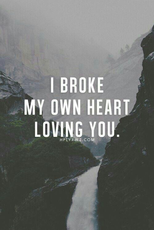 Ultimamente la unica que da amor en esta relacion soy yo! Pero que ingenua fui al pensar que talvez el cambiaria.