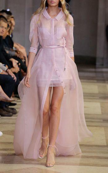 The Spring/Summer 2016 Trend Report Spring Summer 2016 Carolina Herrera Look 4 on Moda Operandi    jαɢlαdy