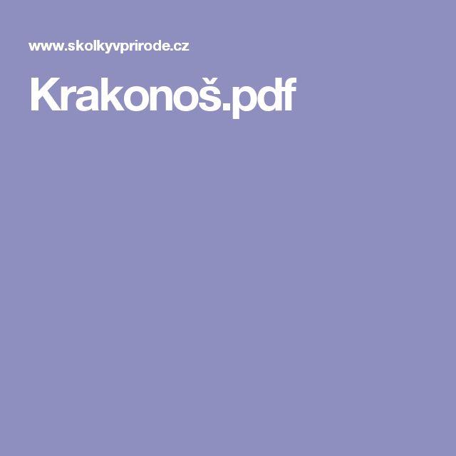 Krakonoš.pdf