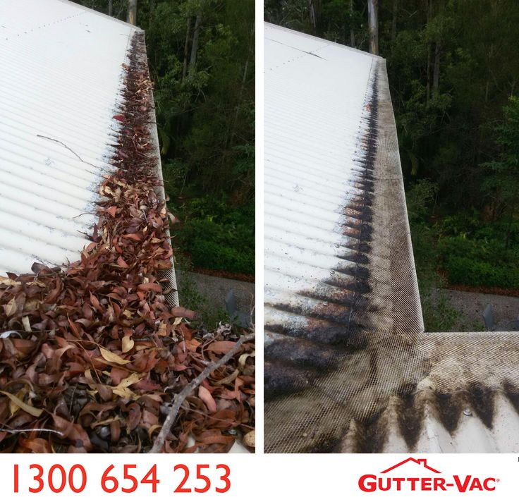 A great example of the fact that you still need to have your gutters cleaned, even if you have gutter guard installed. This great before and after image was taken by Gutter-Vac Sunshine Coast South, from a gutter cleaning job they completed on the Sunshine Coast. Gutter-Vac Sunshine Coast South service Maroochydore, Buderim, Caloundra, Currimundi, Landsborough, Mooloolaba, Palm Woods, Sippy Downs, Moffatt Beach, Kings Beach, Alexandra Heads, Dickie Beach and surrounding areas.  For a free…