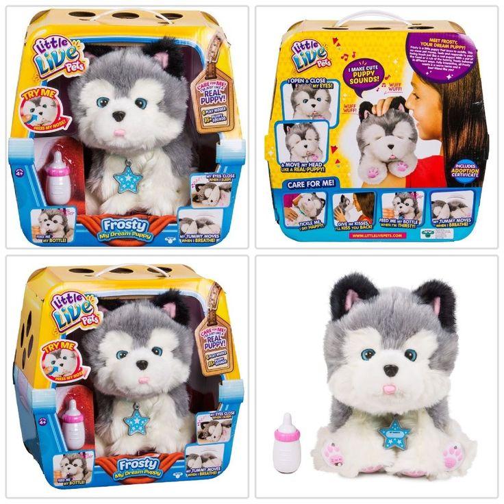 Little Live Pets Puppy Rollie 2021
