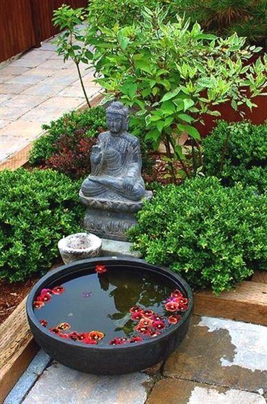 Zen Meditation Garden Indoor Simple Plans Google Search Zengardenideas