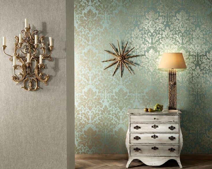 Omexco: High-end wallcoverings - Revêtements muraux haut de gamme