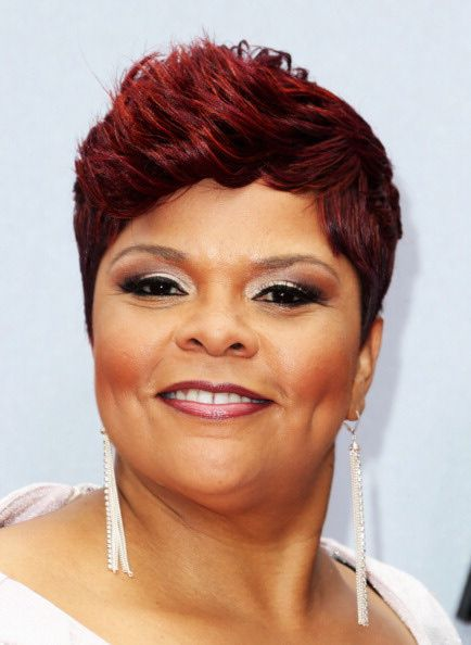 tamela-mann I always expect to be wowed whenever I see her because her hair is ALWAYS hooked undoubtedly....