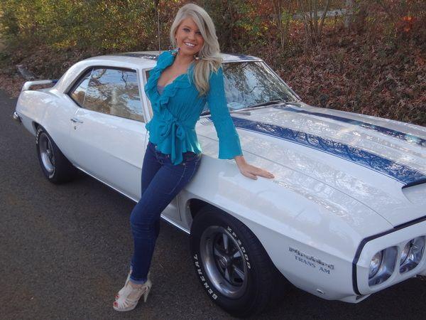 1969 Pontiac Firebird Trans Am With Some Eye Candy 1967