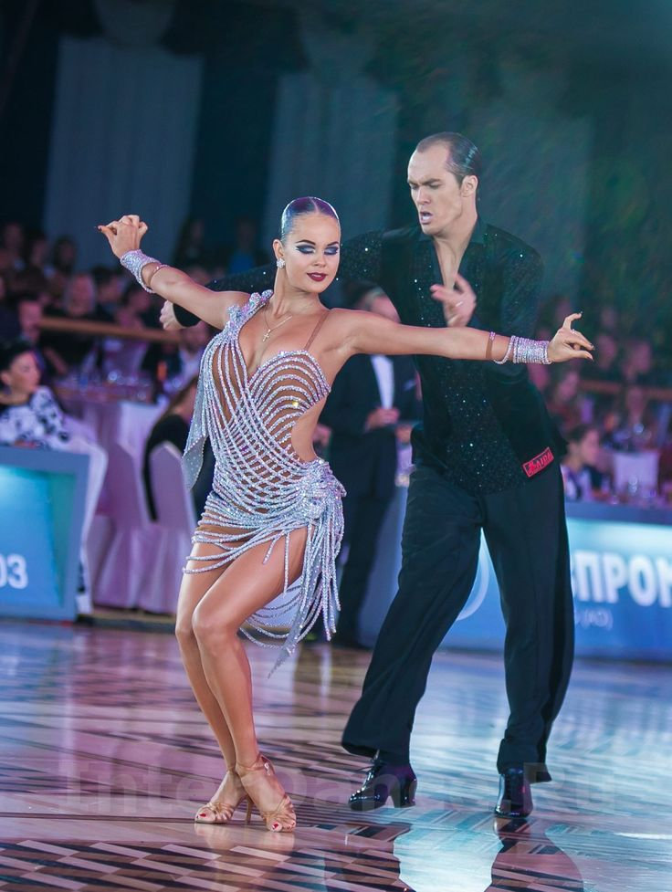 Latin Ballroom Ballet Figure Skating — Dasha Palyey  Source:official page facebook