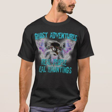 Ghost Adventures Whitewings T-Shirt - tap to personalize and get yours