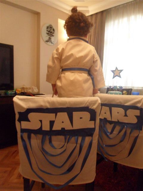 Star wars and my son
