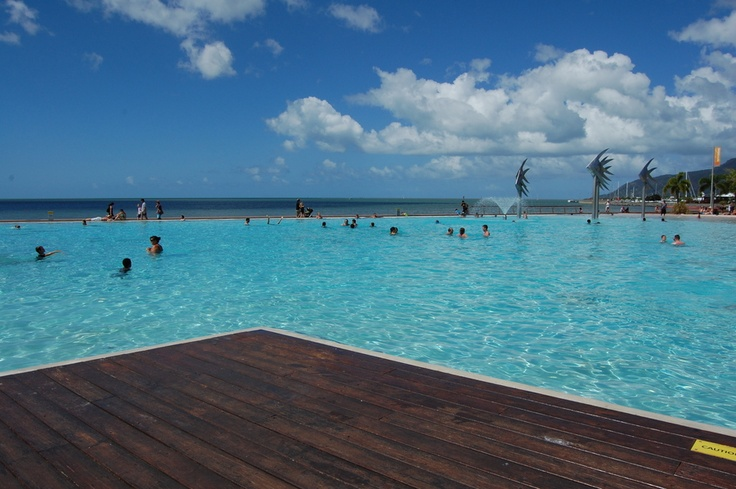 Cairns Esplanade Swimming Lagoon -  Australian Life in Cairns by steve nicoll, via 500px