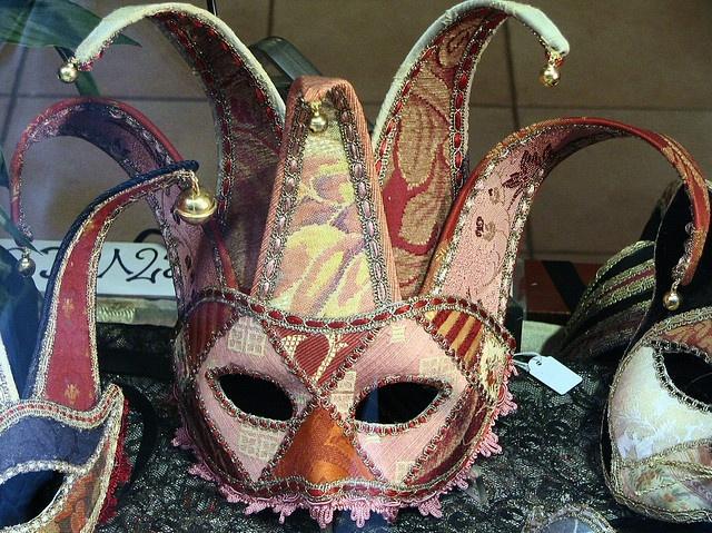 Venecia - Máscara de Carnaval