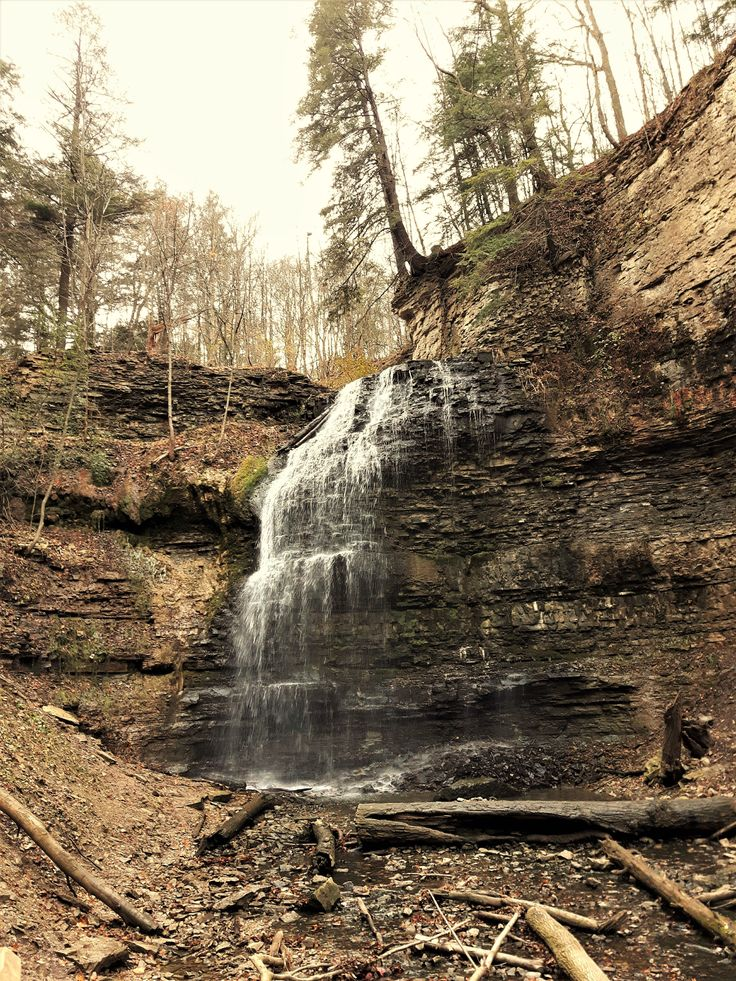Tiffany Falls, Hamilton, Ontario